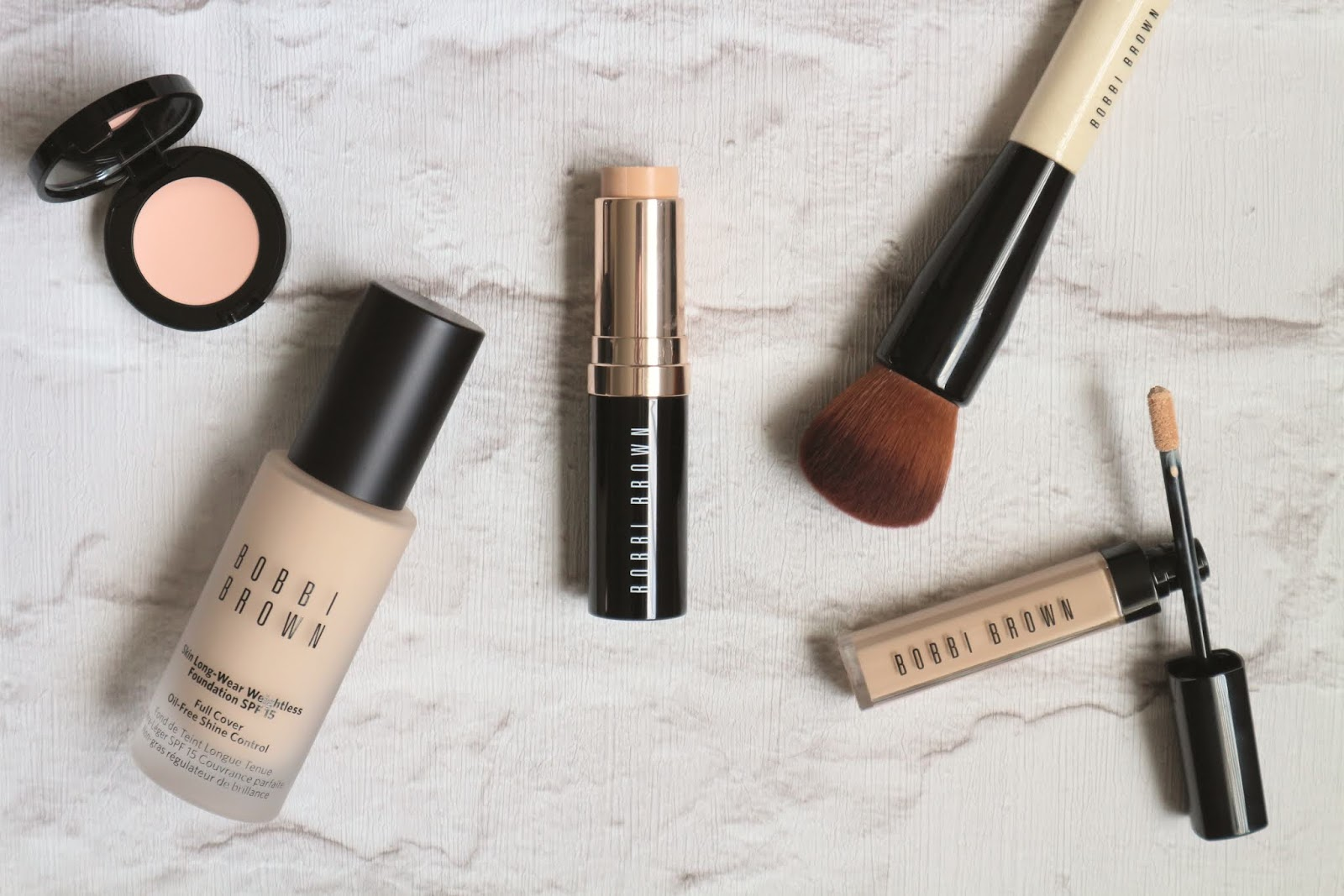 bobbi brown foundation reviews