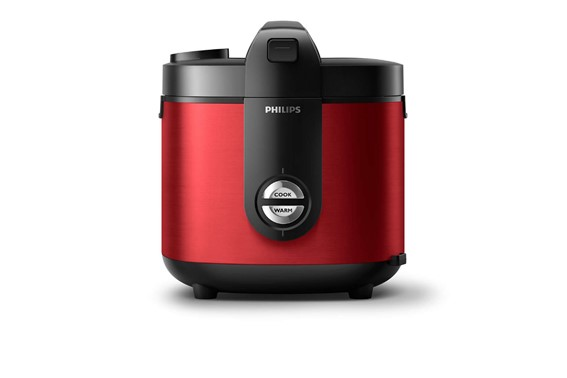PHILIPS Stainless Rice Cooker 2L HD3132