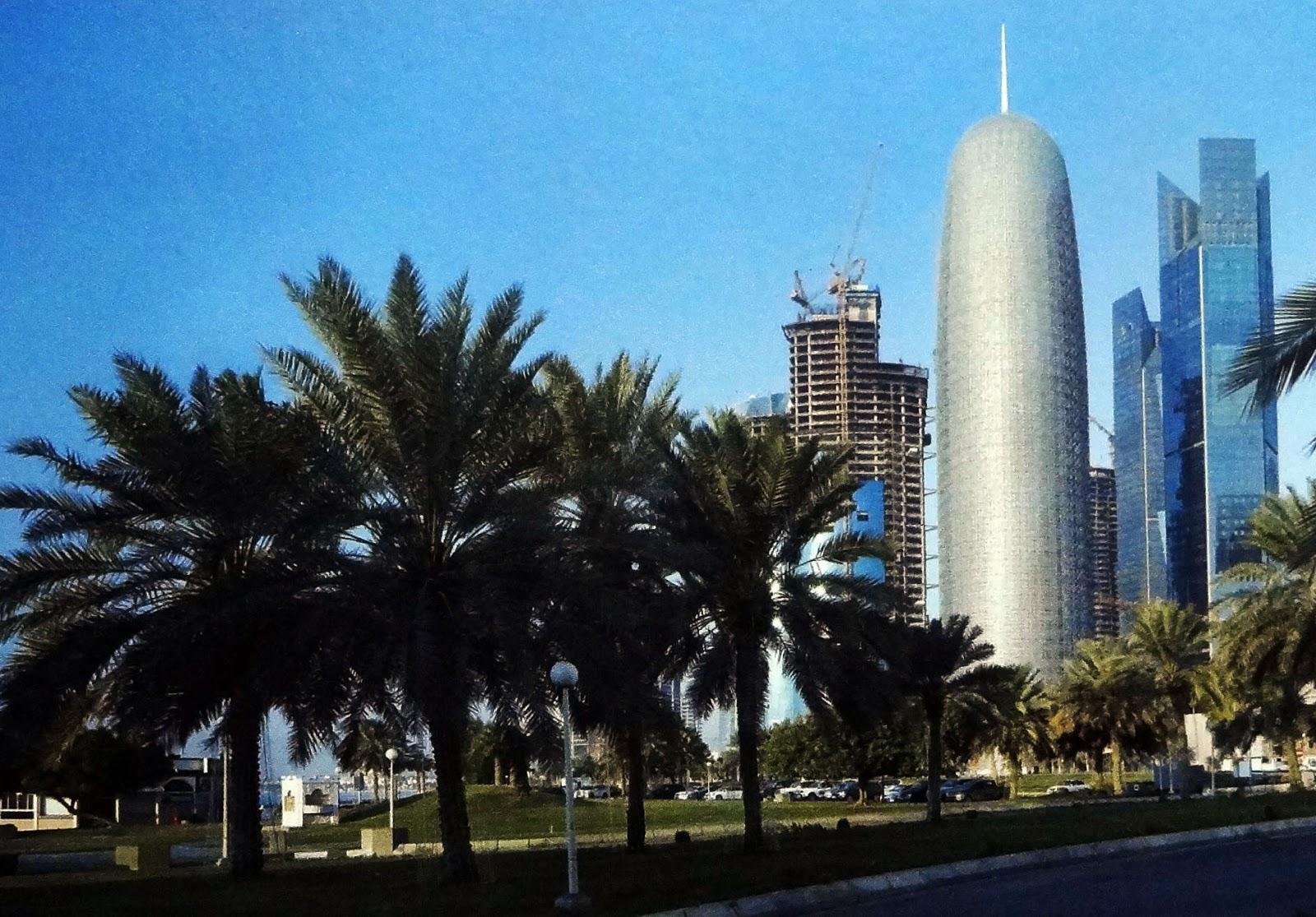 Islamic Architecture By Dxx Doha Tower Qatar