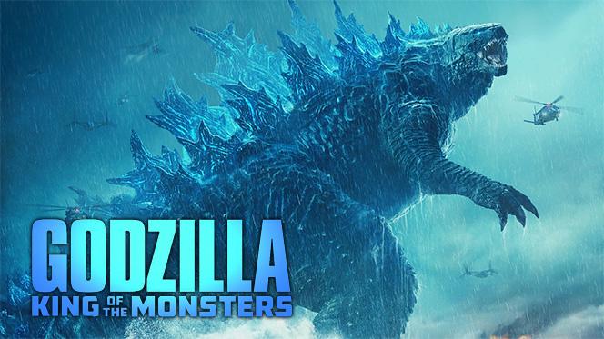 Godzilla II: El rey de los monstruos (2019) HDRip 1080p Latino-Ingles