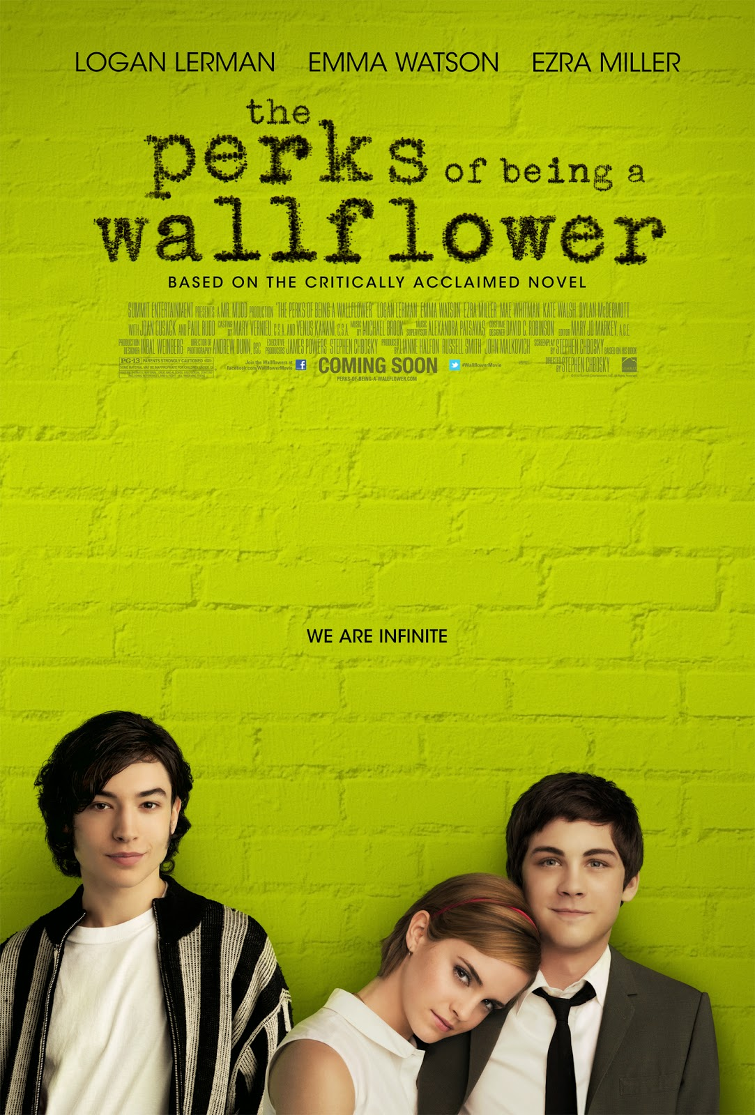 The Perks of Being a Wallflower 2012 - Full (HD)