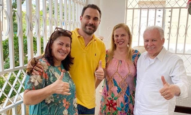 Suzana e Joseph permanecem juntos e reafirmam compromisso da unidade para disputar eleições - Portal Spy Noticias Juazeiro Petrolina Eleições 2020