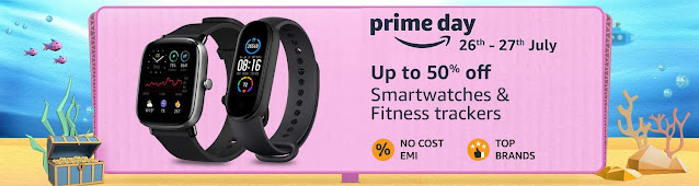 Amazon Prime Day Smartwatch Deals