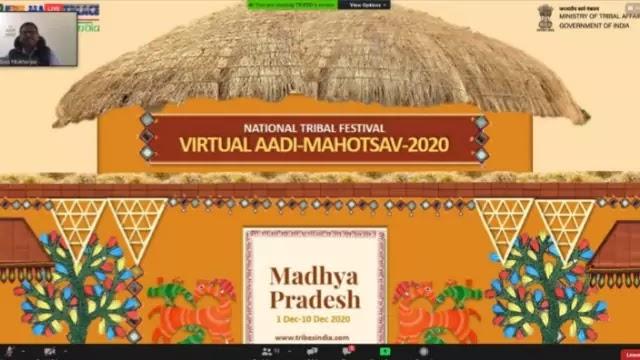 Arjun Munda inaugurates first-ever Virtual 10-day-long Aadi Mahotsav in Madhya Pradesh