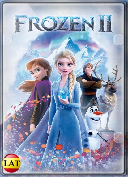 Frozen 2 (2019) DVDRIP LATINO