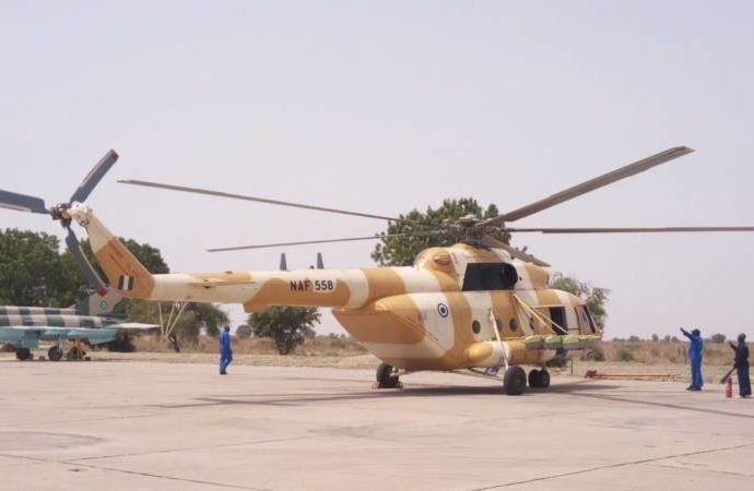 Nigeria Air Force jet damaged Boko Haram anti-aircraft gun
