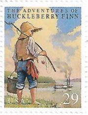 Selo The Adventures of Huckleberry Finn