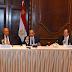 """""""السيسي"""": استقرار مصر له تداعيات كبيرة على المنطقة .."""