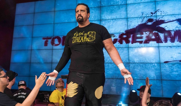 Томми Дример отстранён от участия в Impact Wrestling