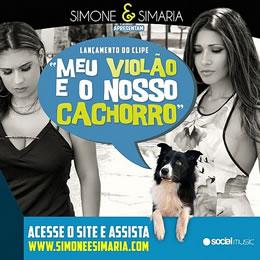 Meu Violão e o nosso Cachorro – Simone e Simaria