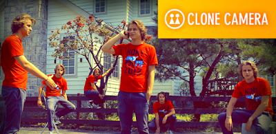 تطبيق Clone Camera هذا التطبيق الرائع