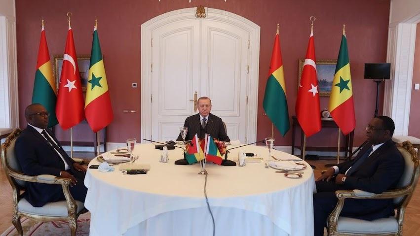 Η επιρροή της Τουρκίας του Ερντογάν στην Αφρική και o Covid