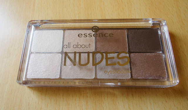 Essence All About Nude Eye Palette