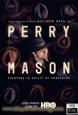 Perry Mason Temporada 1 [720p] [Latino-Ingles] [MEGA]