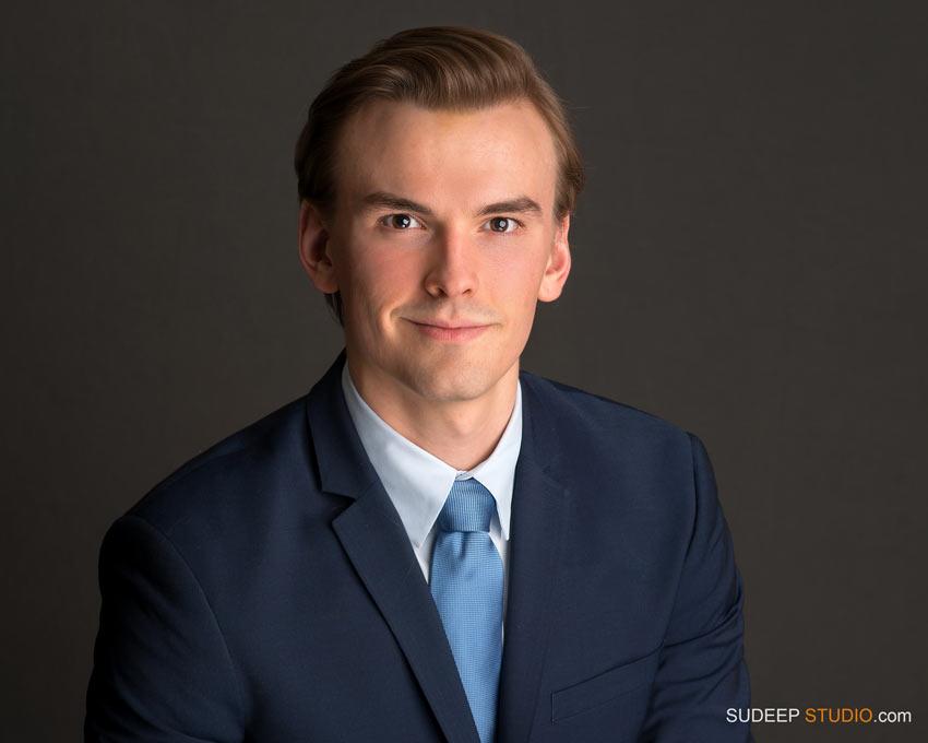 GREY DARK background headshots - SudeepStudio.com Ann Arbor Corporate Headshot photographer