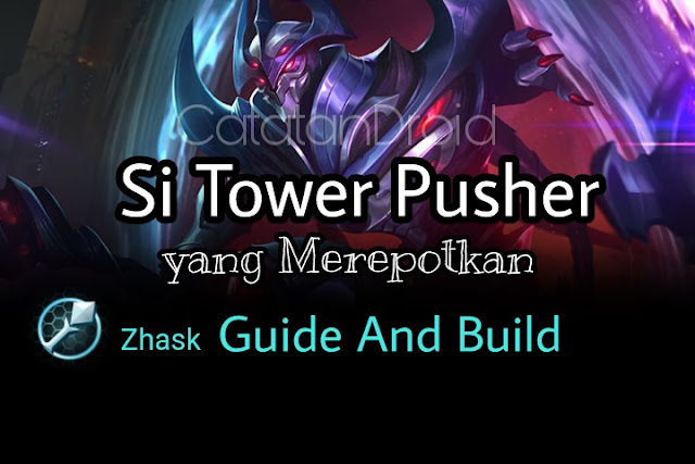 Guide Item Gear Zhask