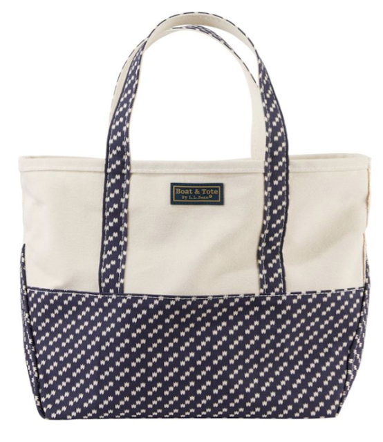Birdseye high bottom boat and tote