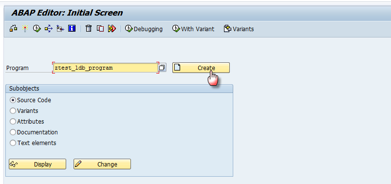 Transaction Code For A Particular Sap Screen