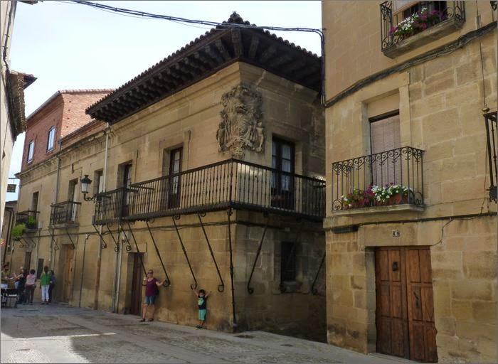 La Casa de los Hierros, Elciego.