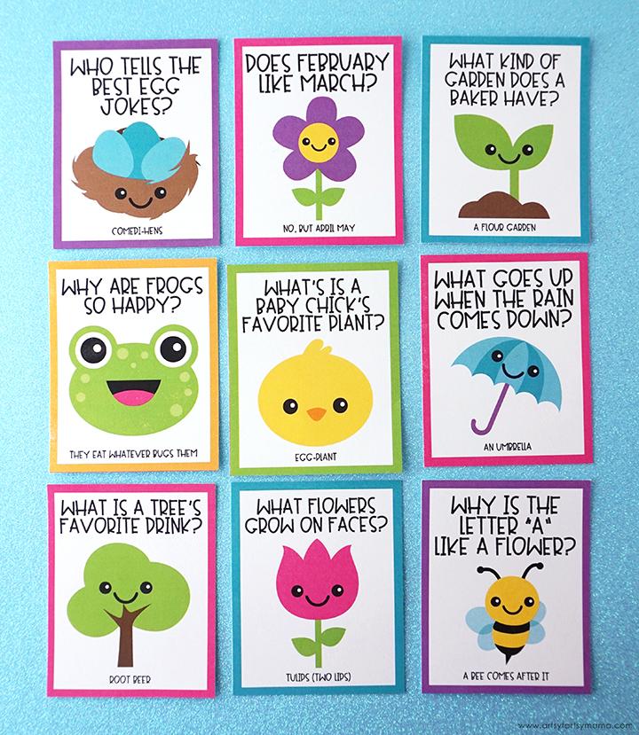 Free Printable Spring Jokes