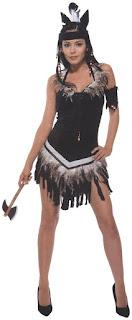 Women's Indian Costume