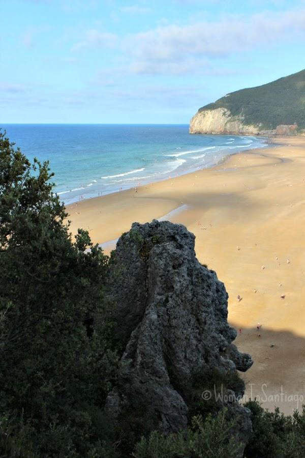 foto vistas de playa