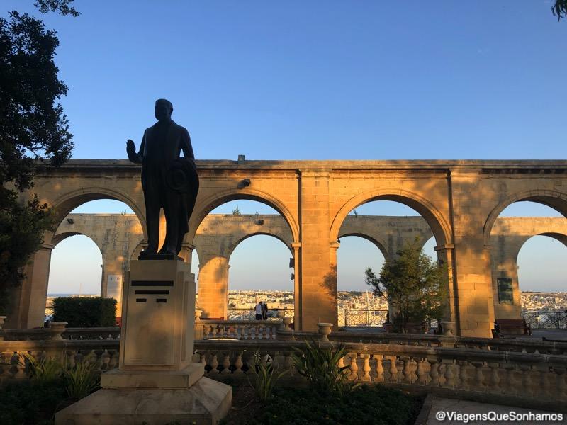 Valletta, capital de Malta