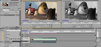 Coloring Video Membuat Video Menjadi Hitam Putih
