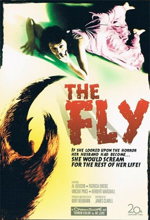 Poster - The Fly (1958)