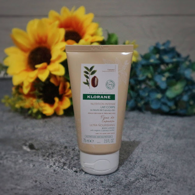 Klorane Nourishing Body Lotion Review