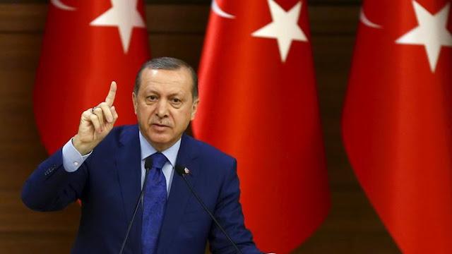 Το ρίσκο του Ερντογάν οδηγεί στην καταστροφή της Τουρκίας