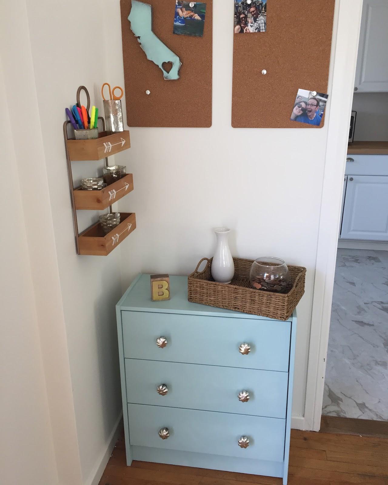 DIY: Ikea Rast Dresser Makeover - falon loves life