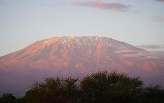 wejścia na kilimandżaro