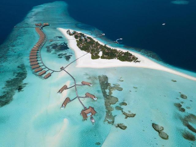 جزيرة الكاكاو المالديف
