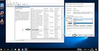 Windows update perlu di disable karena sangat berpengaruh terhadap pemakaian kuota