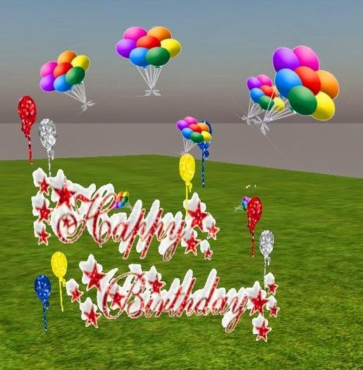 Garden Lovely Birthday Wishes