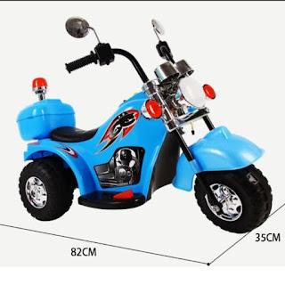 Harga Motor Aki Anak Di Pasar Gembrong Bikin Kaget Murahnya