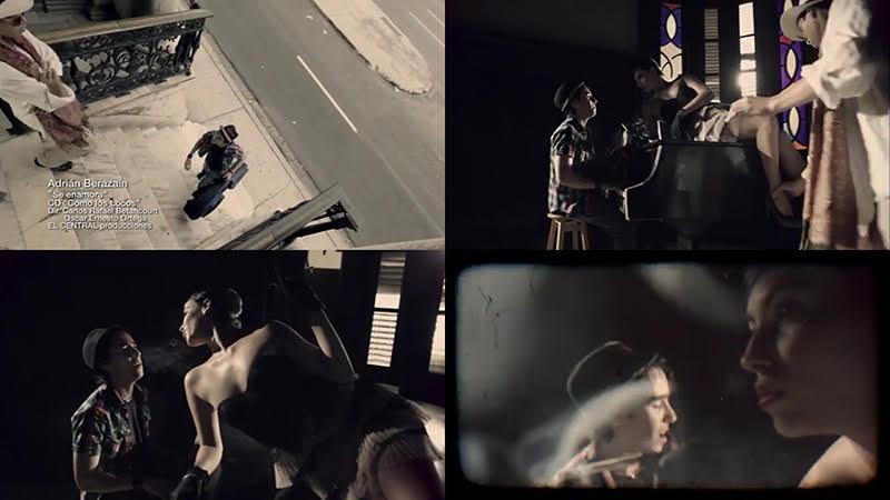 Adrián Berazaín - ¨Se enamoran¨ - Videoclip - Dirección: Carlos Rafael Betancourt - Oscar Ernesto Ortega. Portal del Vídeo Clip Cubano