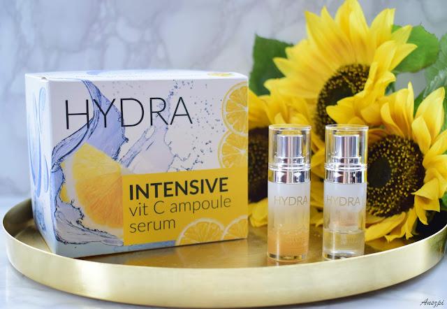 Serum w ampułkach Hydra Intensive vit C Ampoule