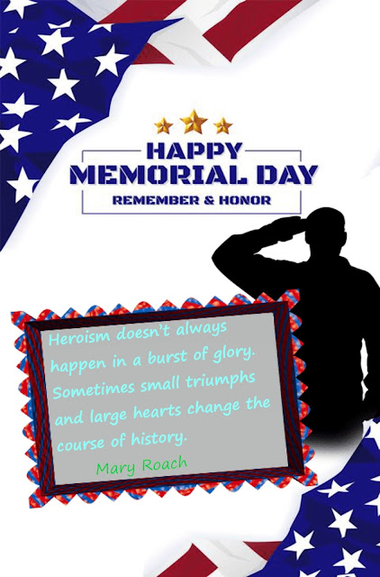 Military memorial day quotes images