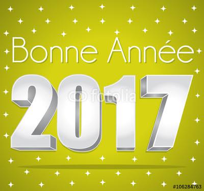 Meilleurs Cartes de Voeux du bonne année 2017