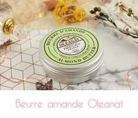 Beurre d'amande d'Oléanat