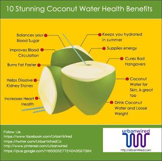 manfaat sehat dari buah kelapa