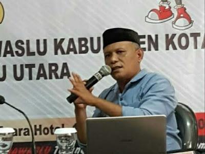 PWI Maluku Utara Bentuk Masyarakat dan Pers Pemantau Pemilu 2019