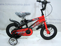 1 Sepeda Anak Pacific Avatar 12 Inci