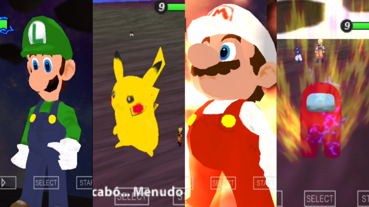 Mario Game for Android