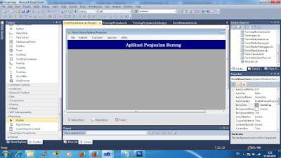 Cara Membuat File Setup / Installer Dengan VB .Net 2010