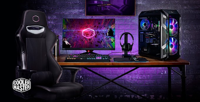 Amazon slashes up to 43% off on several Cooler Master gaming accessories