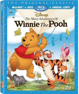 Blu-ray Review - The Many Adventures of Winnie the Pooh