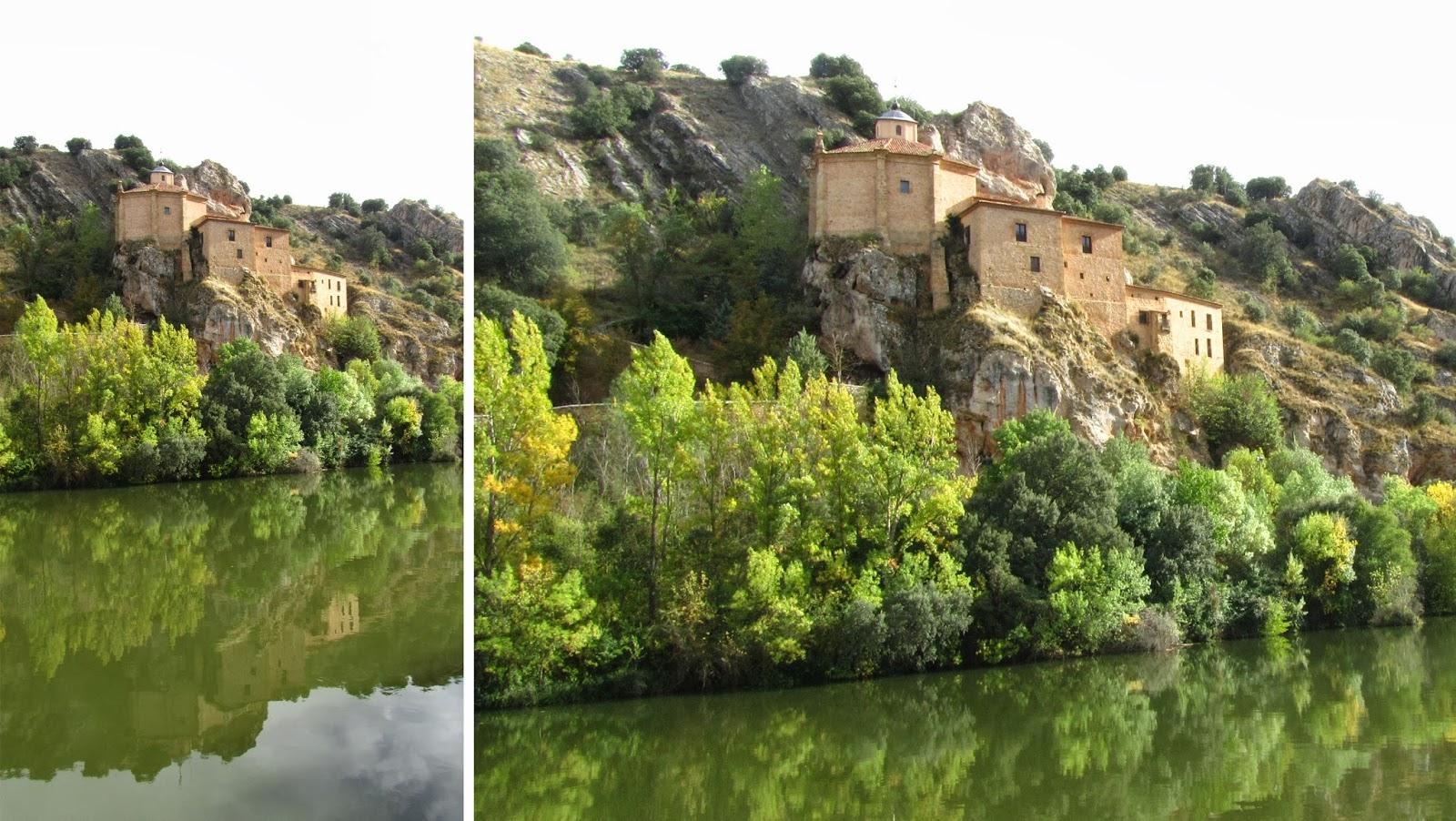 Ermita San Saturio, Soria